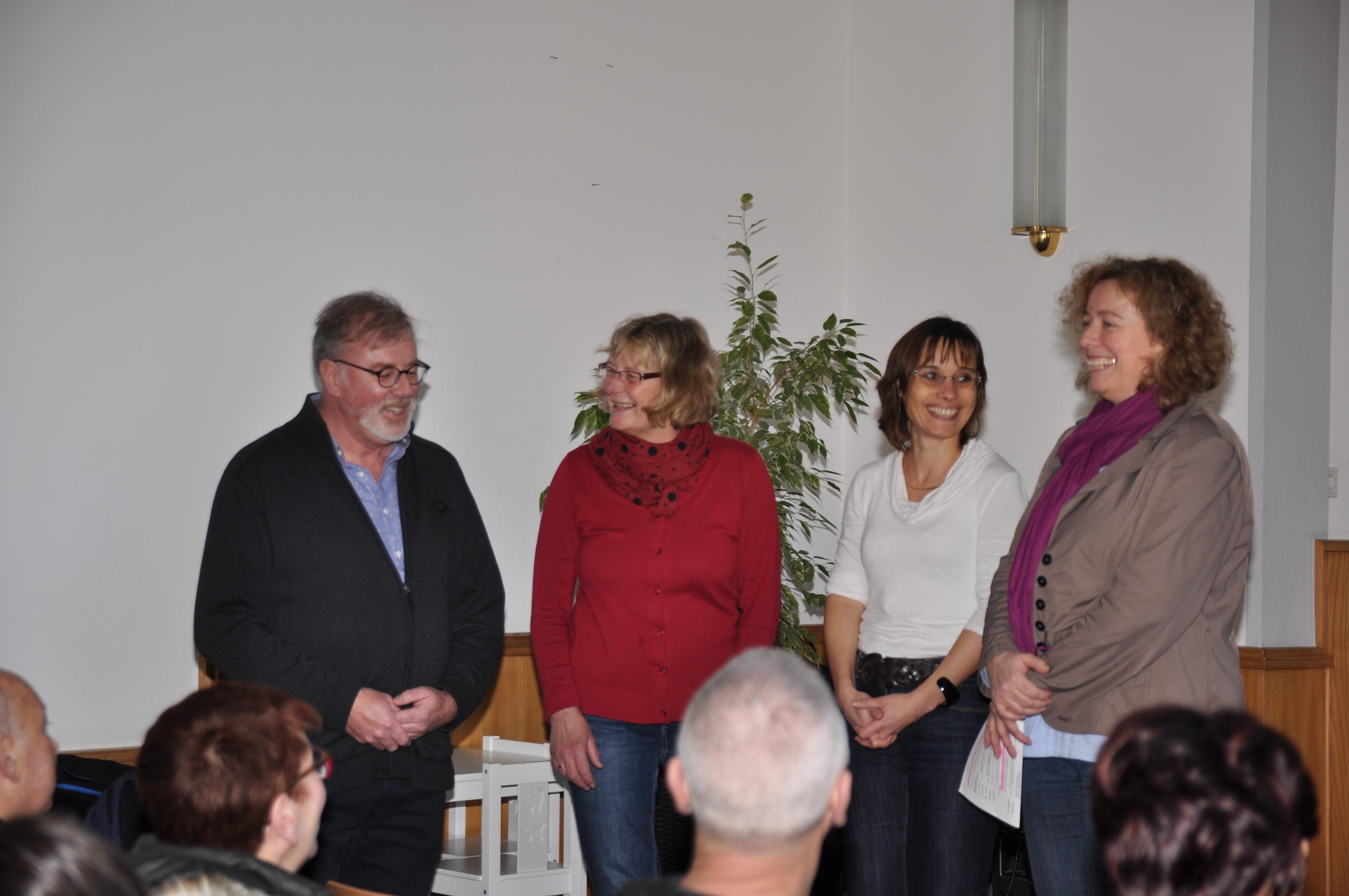 Réception par Mme Le Maire